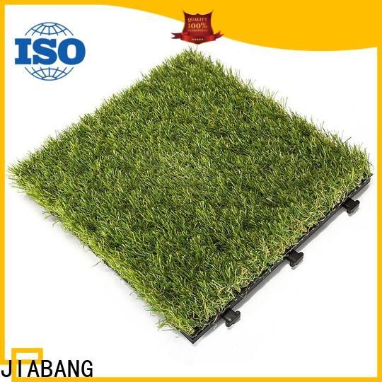 JIABANG high-quality interlocking grass mats artificial grass path building