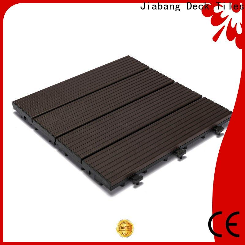 JIABANG high-quality metal deck boards light-weight for customization