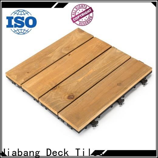 refinishing interlocking wood deck tiles diy wood wooddeck for balcony