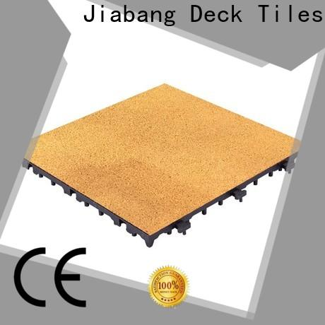 JIABANG hot-sale rubber playground tiles chic design at discount