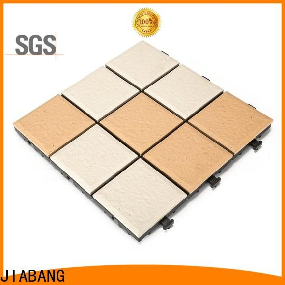 JIABANG wholesale restaurant floor tiles suppliers at discount for patio