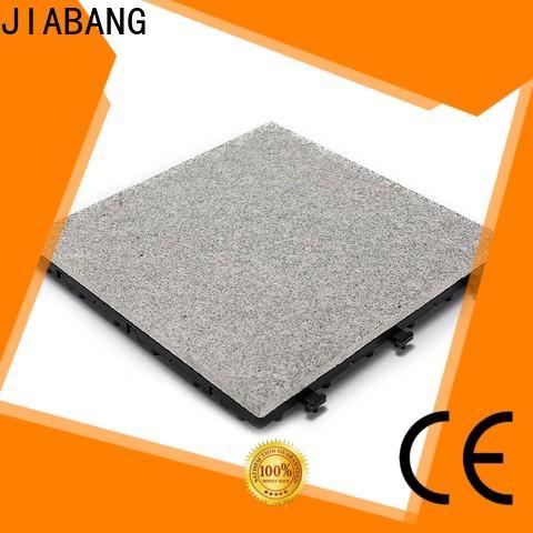 JIABANG granite deck tiles at discount for wholesale
