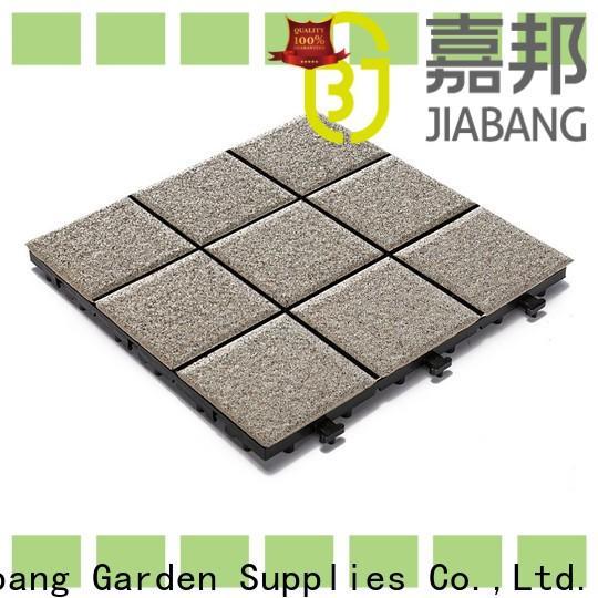 hot-sale interlocking ceramic deck tiles flooring cheap price gazebo construction