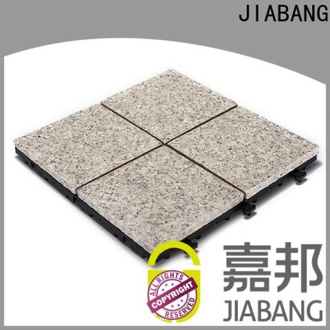 JIABANG flamed granite floor tiles from top manufacturer for sale