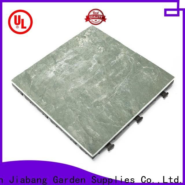 JIABANG stone dark grey slate floor tiles garden decoration floors building