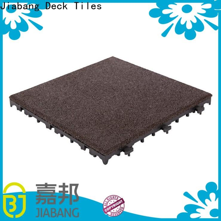 JIABANG composite gym mat tiles low-cost at discount
