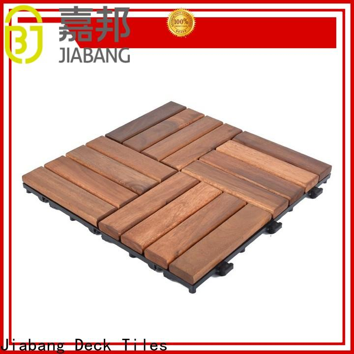 JIABANG outdoor wholesale tiles suppliers cheapest factory price easy installation