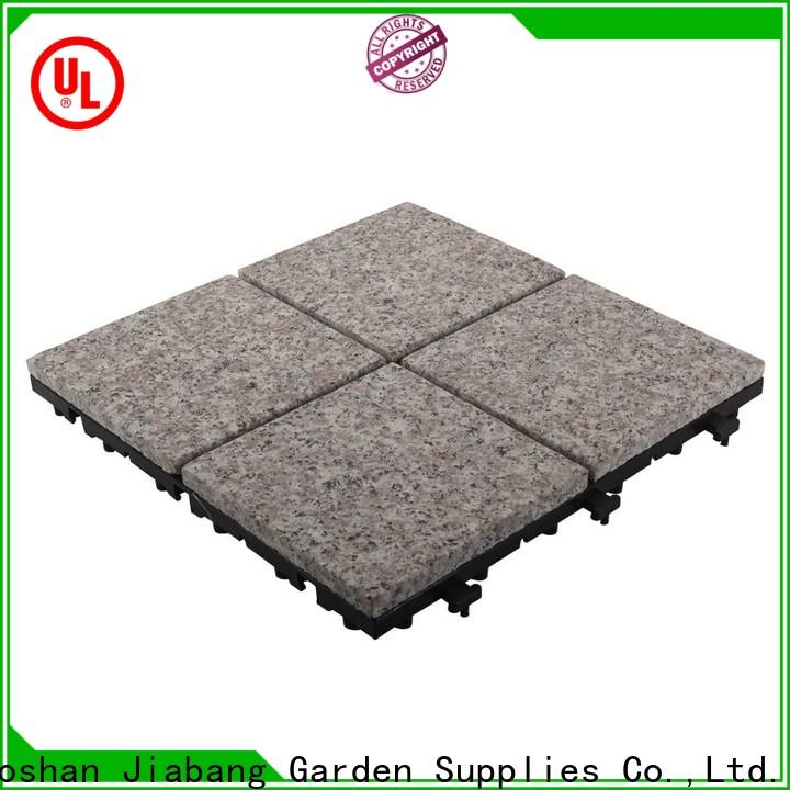 JIABANG latest flamed granite floor tiles at discount for porch construction