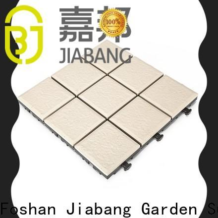 JIABANG exterior porcelain floor tiles cheap price for patio decoration