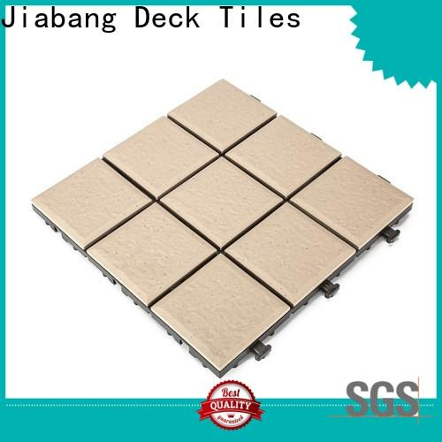 JIABANG outdoor porcelain tile pool deck best manufacturer for patio