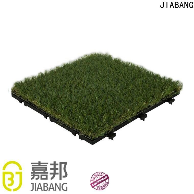 JIABANG wholesale interlocking grass tiles on-sale garden decoration