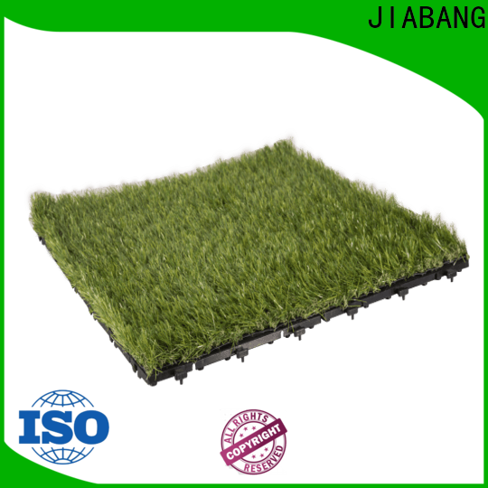 JIABANG professional rubber tiles manufacturers india on-sale balcony construction