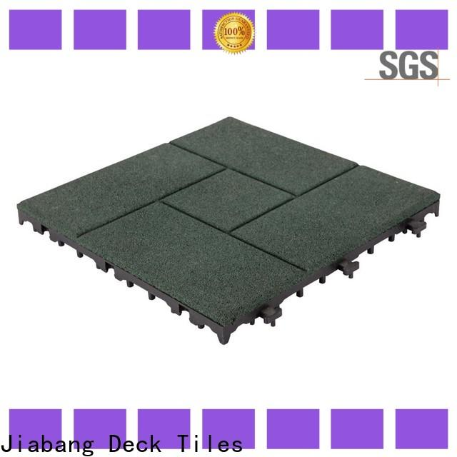 JIABANG playground gym floor tiles interlocking low-cost at discount