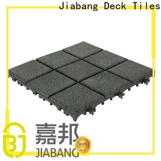JIABANG flooring rubber gym flooring tiles cheap house decoration