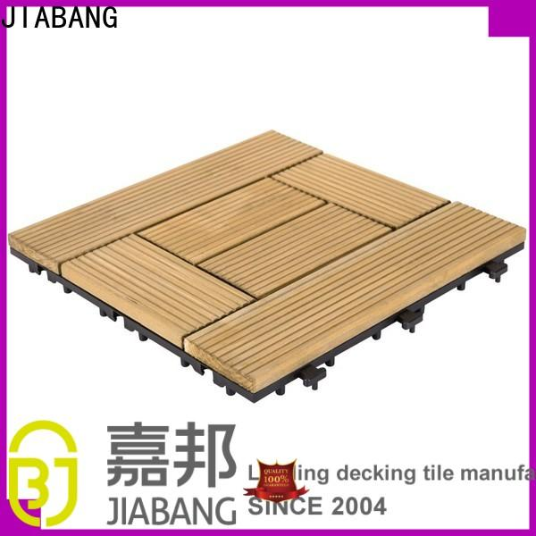 adjustable modular wood deck tiles natural wood deck for garden