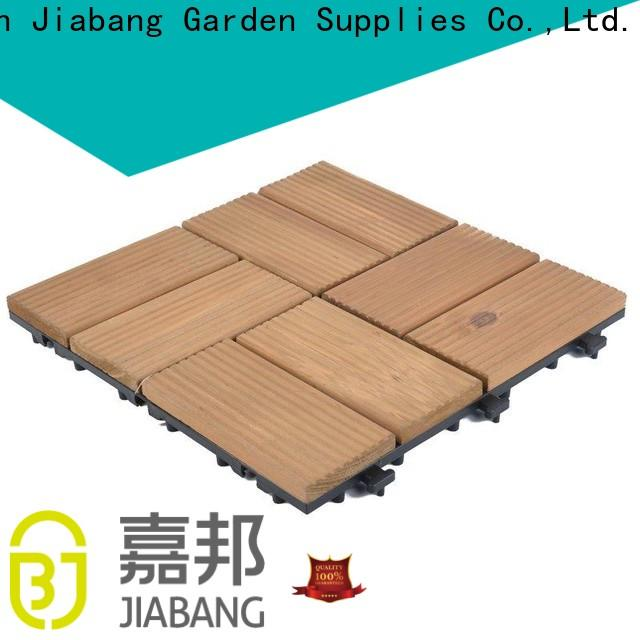wood deck tiles durable rooftops at discount