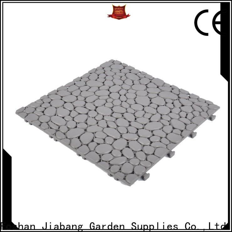 JIABANG plastic garden tiles top-selling