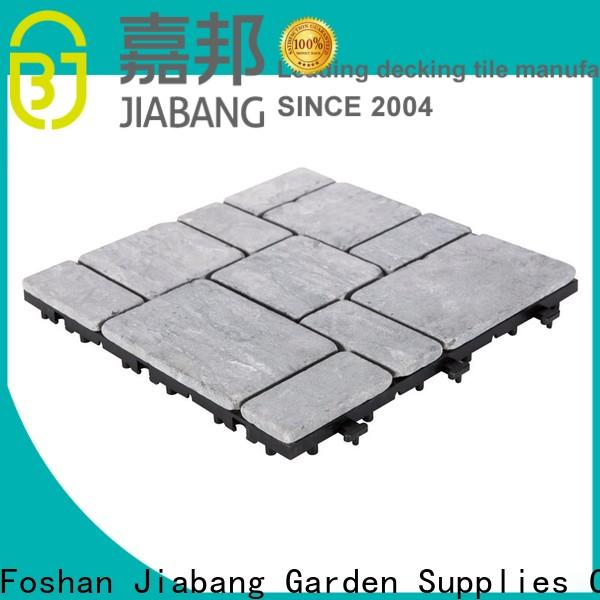 JIABANG hot-sale travertine tile thickness high-quality for playground
