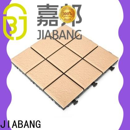 JIABANG hot-sale outdoor ceramic deck tiles free delivery at discount