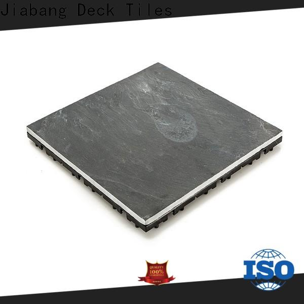 JIABANG waterproofing stone tile manufacturers floor decoration for patio