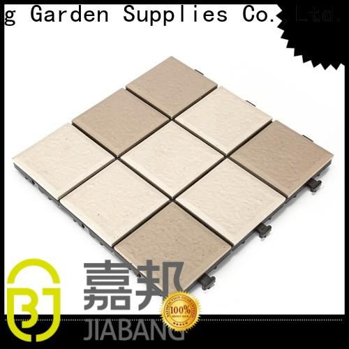 JIABANG hot-sale parking tiles manufacturing process at discount for garden