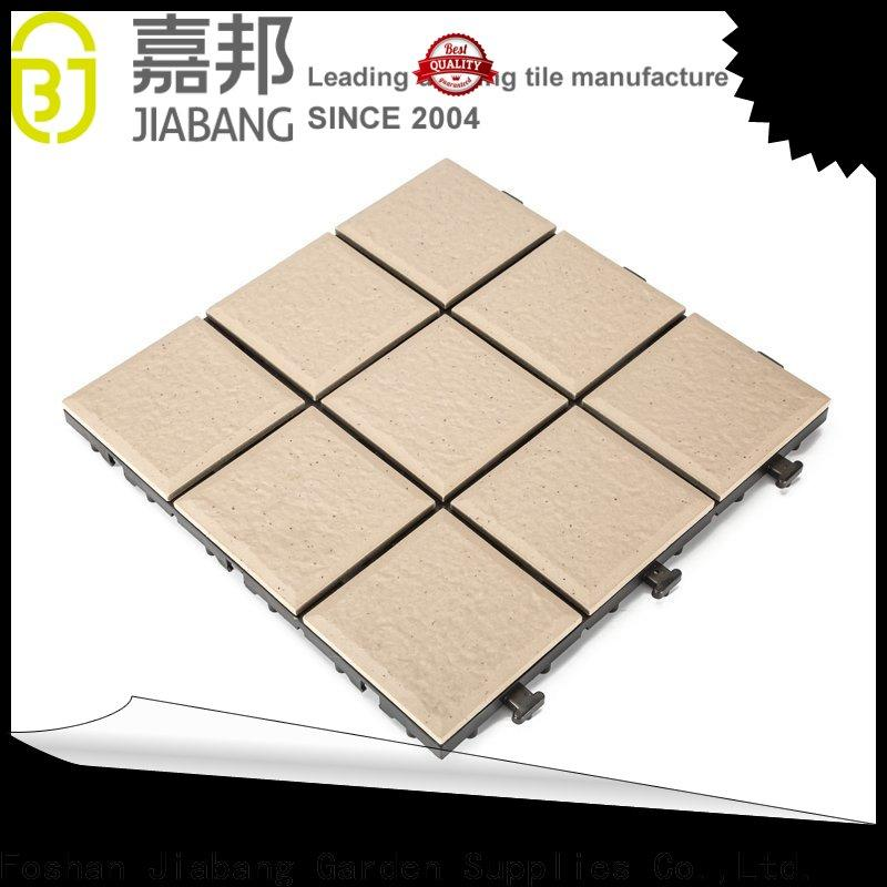 JIABANG exterior floor tile manufacturers best manufacturer for patio