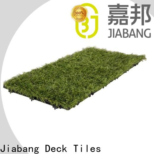 JIABANG top-selling rubber tiles manufacturers india on-sale balcony construction