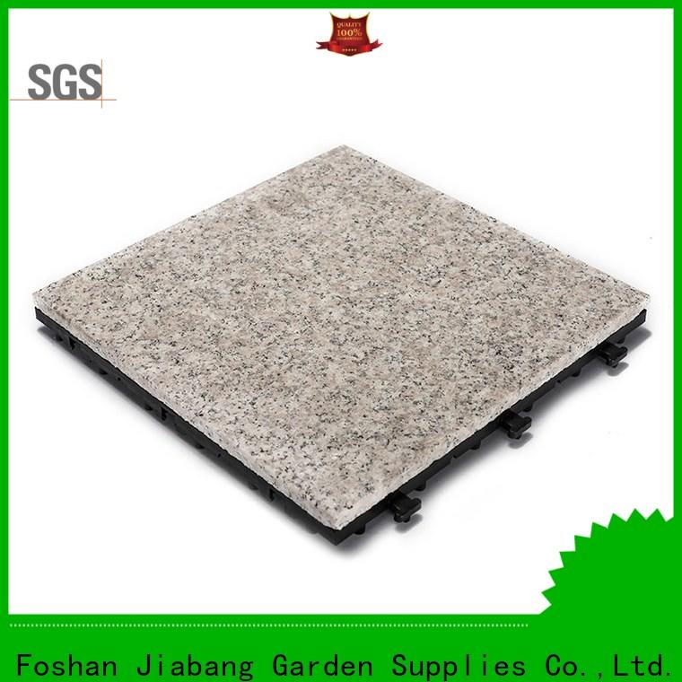 JIABANG custom flamed granite floor tiles from top manufacturer for porch construction