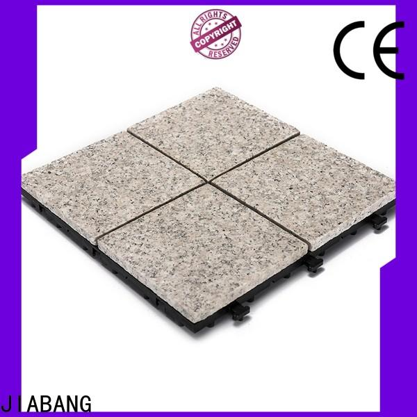JIABANG highly-rated granite deck tiles at discount for sale