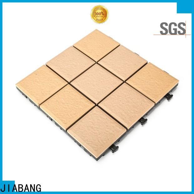 JIABANG ODM ceramic garden tiles cheap price gazebo construction