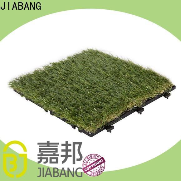 artificial grass tiles hot-sale for wholesale