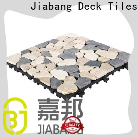 JIABANG limestone travertine pool pavers wholesale for garden decoration