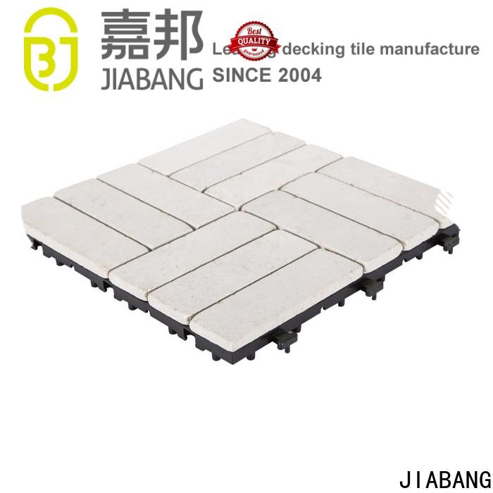 JIABANG limestone travertine patio pavers high-quality for playground
