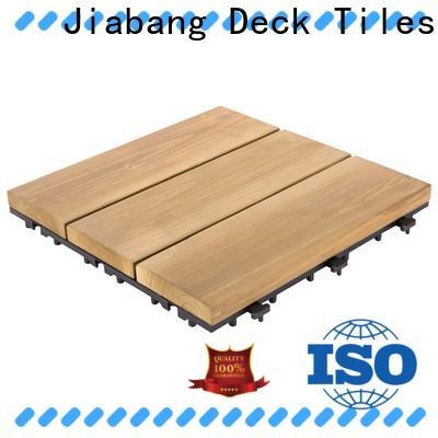 adjustable wooden decking squares outdoor flooring wooden floor