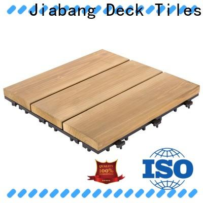 adjustable wooden decking squares outdoor flooring wooden floor