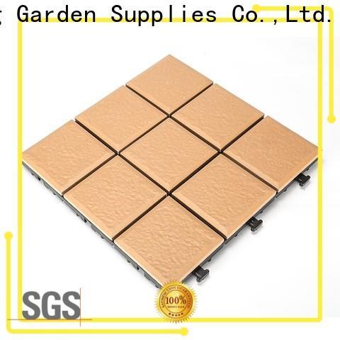 JIABANG wholesale porcelain deck tiles cheap price gazebo construction
