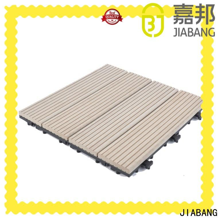 light-weight composite wood tiles outdoor at discount