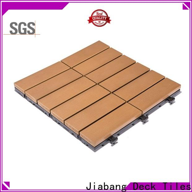 JIABANG wholesale plastic decking manufacturers high-quality gazebo decoration