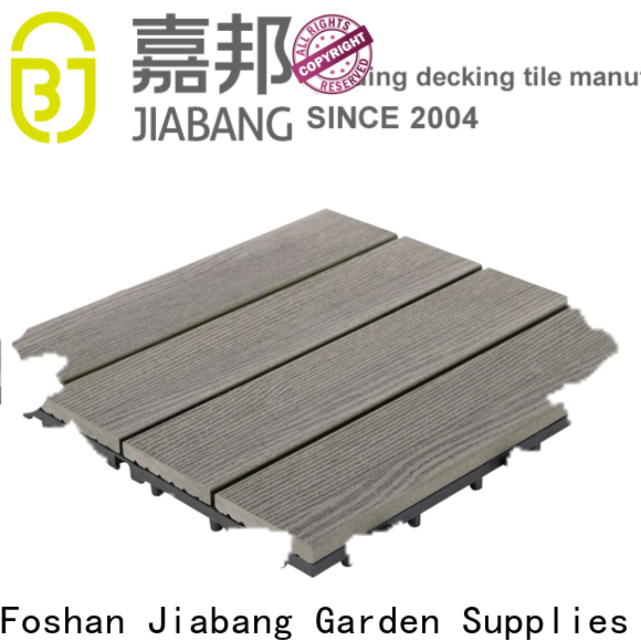JIABANG cheapest factory price composite wood tiles at discount