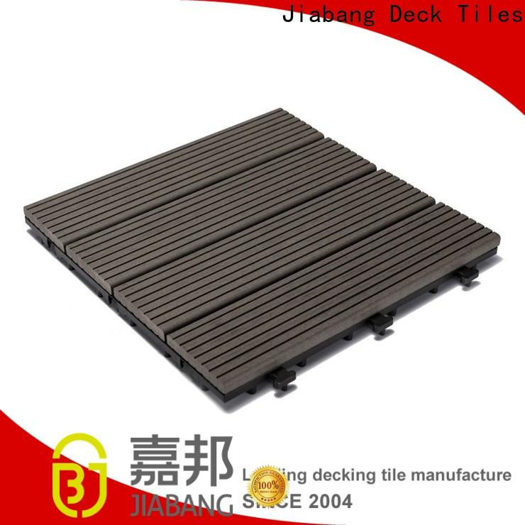JIABANG free delivery composite wood tiles at discount best quality