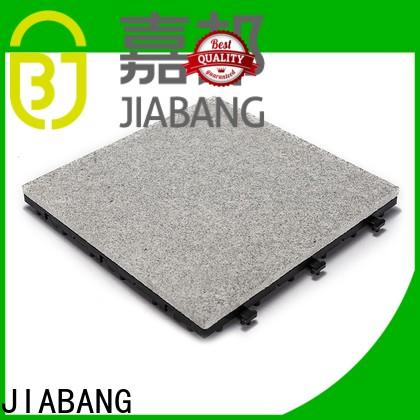 JIABANG latest flamed granite floor tiles factory price for wholesale