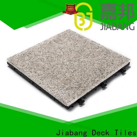JIABANG custom granite deck tiles at discount for sale