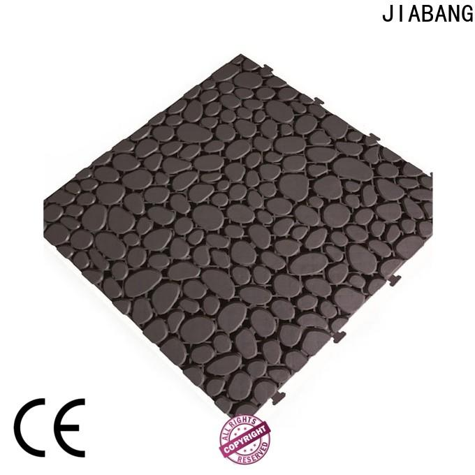 JIABANG outdoor plastic tiles high-quality kitchen flooring