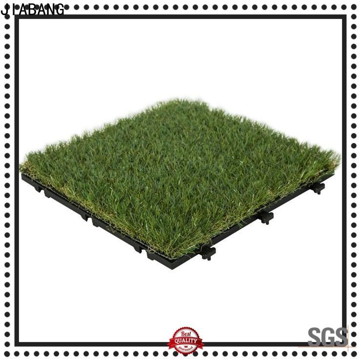 JIABANG hot-sale interlocking deck tiles on grass at discount path building