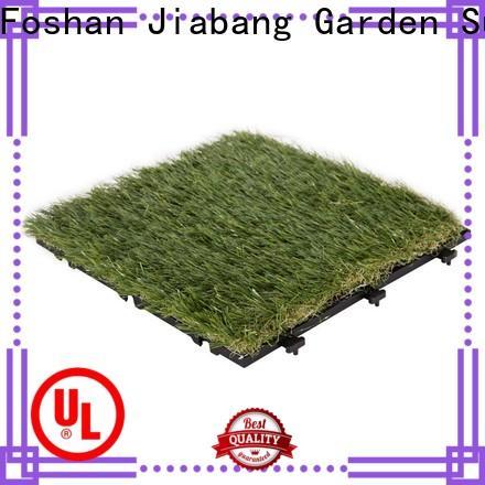 artificial turf outdoor grass carpet tiles hot-sale for customization