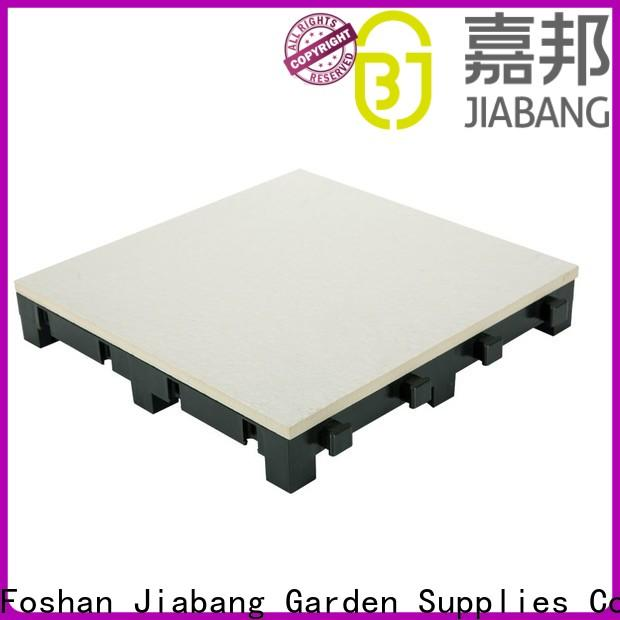 JIABANG interlocking 5cm tiles roof building for patio