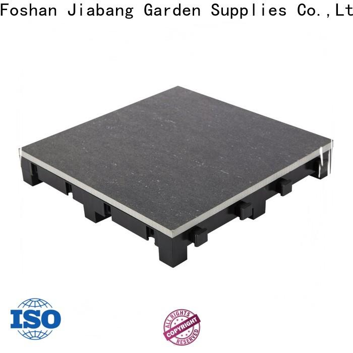 JIABANG tall porcelain deck tiles roof building for patio