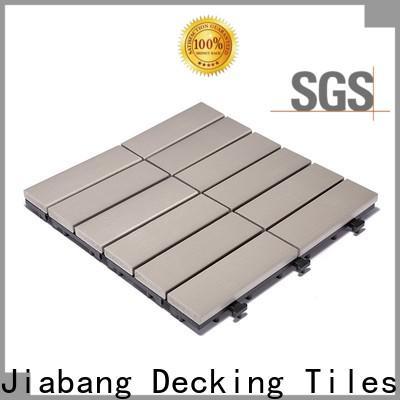 wholesale plastic interlocking patio tiles anti-siding home decoration