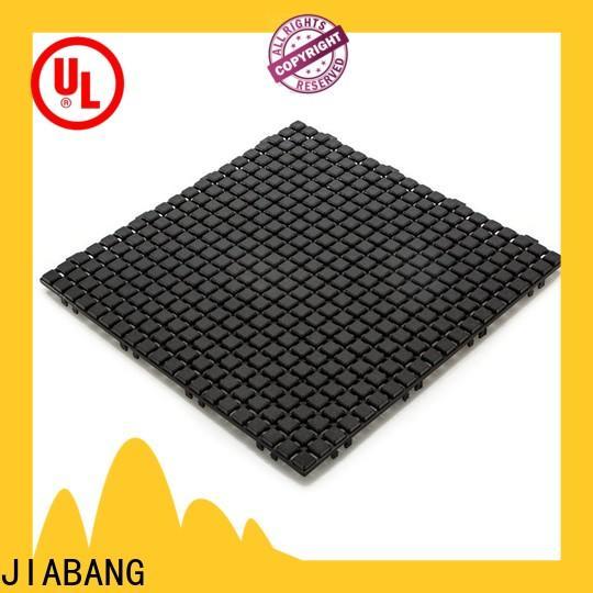 JIABANG flooring outdoor plastic patio tiles non-slip for customization