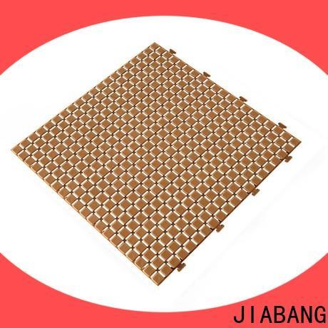 hot-sale plastic tiles for outside anti-sliding